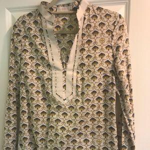 Tori Burch cotton tunic